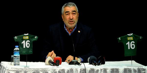 Samet Aybaba: Ali Koç'un başarısız olmasını istemiyorum