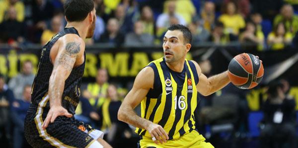 Fenerbahçe - AX Armani Exchange Olimpia Milan: 92-85