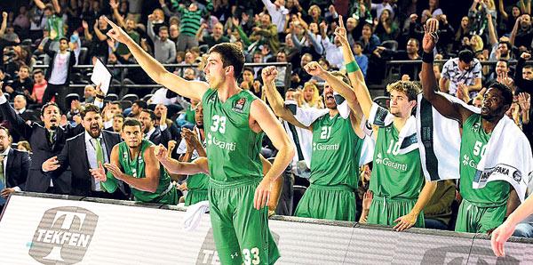 Daçka'nın rakibi Panathinaikos