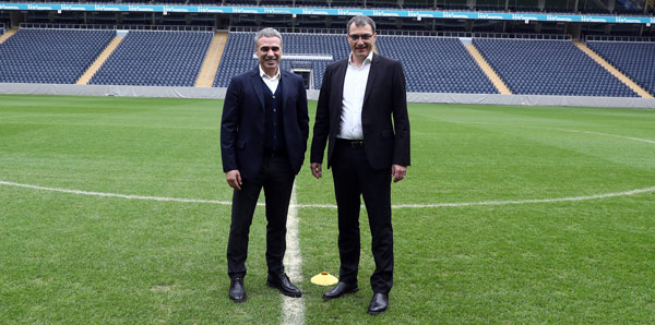 Fenerbahçe'den imza töreni açıklaması! Ersun Yanal...