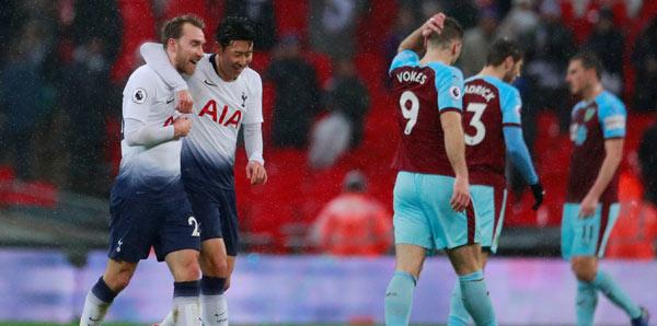 Tottenham uzatmalarda kazandı!