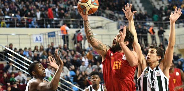 Adatıp Sakarya Büyükşehir  Belediye Basketbol: 56 - Galatasaray: 89