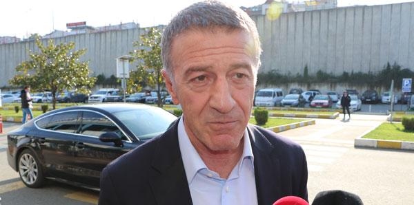 Ağaoğlu'ndan Burak Yılmaz açıklaması: 'Fenerbahçe...'