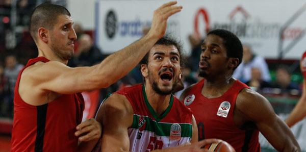 Gaziantep Basketbol nefes almak istiyor