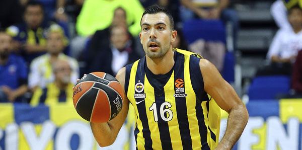 Fenerbahçe Beko'da Kostas Sloukas şoku!