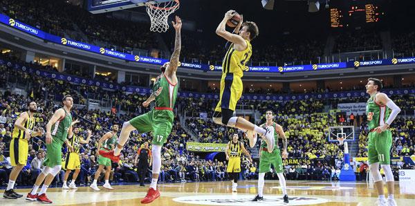 Fenerbahçe Beko: 96 - Baskonia: 87 MAÇ SONUCU 81