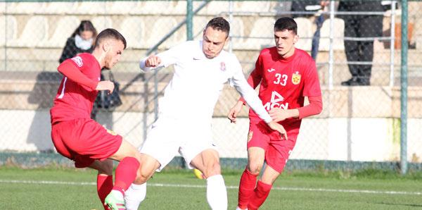 Antalyaspor, Partizani'yi deviremedi!