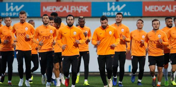 Galatasaray'ın rakibi Leipzig