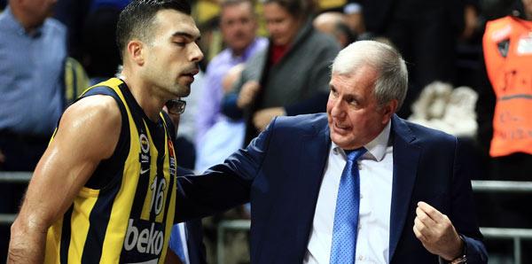"""Obradovic: """"Karşılaşmayı kazanmayı hak ettiğimize inanıyorum"""""""