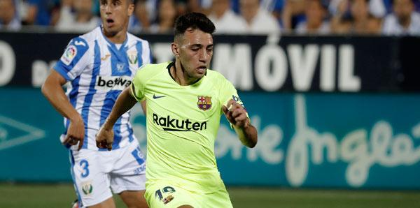 Sevilla, Munir için Barcelona ile el sıkıştı!