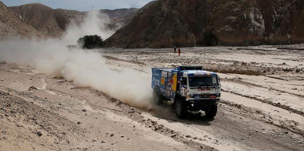 Dakar Rallisi'nde kaza, diskalifiye getirdi!