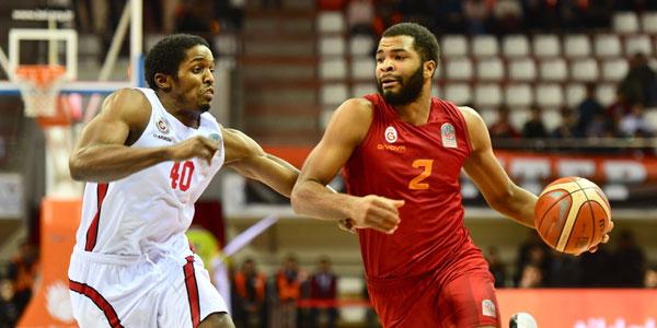 Gaziantep Basketbol - Galatasaray: 71-67