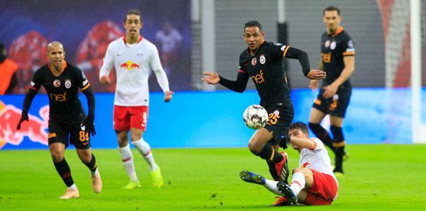 Leipzig - Galatasaray: 1-1