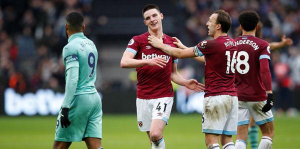 West Ham United - Arsenal: 1-0