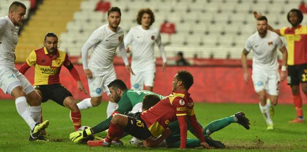Müthiş maç! 6 gol ve 2 penaltı...