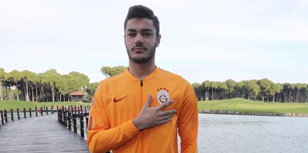 Ozan Kabak'tan Galatasaray'a duygusal veda!
