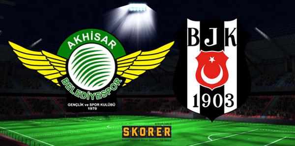 Akhisarspor - Beşiktaş (CANLI)