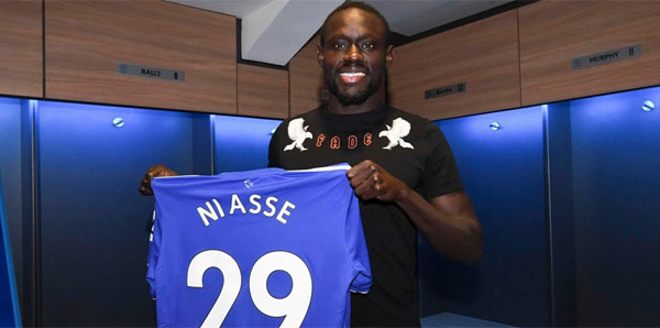 Niasse transferi </br>resmen açıkladı