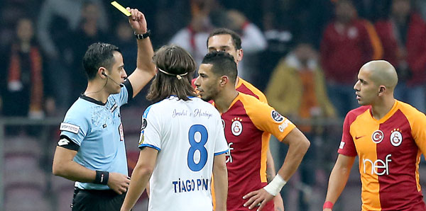 Galatasaray'da <br> Belhanda şoku!