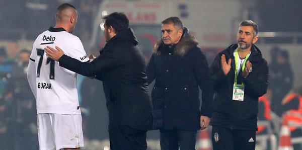 Beşiktaş'ta Burak seferberliği