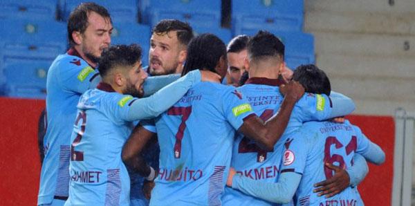 Trabzon'da, Başakşehir maçı öncesi flaş gelişme!