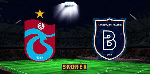 Trabzonspor - Medipol Başakşehir (Canlı)