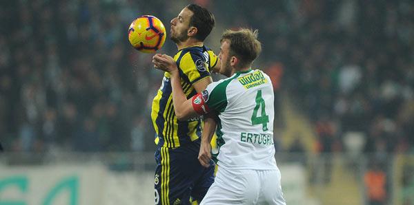 Fenerbahçe'ye Bursa'da son dakika darbesi!