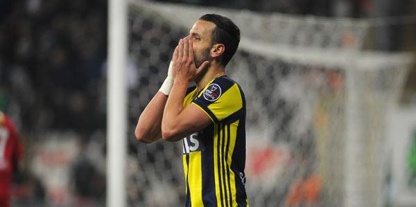 """Roberto Soldado: """"Fenerbahçe'yi böyle bir durumda bırakamam"""""""