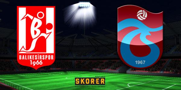 Balıkesir-Trabzon...<br/>2 dakikada 2 gol