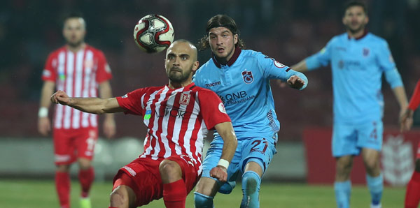 Balıkesirspor-Trabzonspor (CANLI)