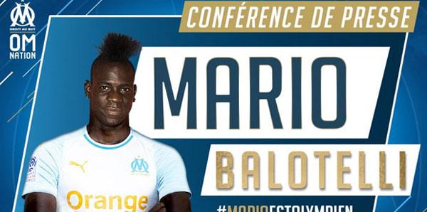 Mario Balotelli'yi <br/>resmen açıkladılar!