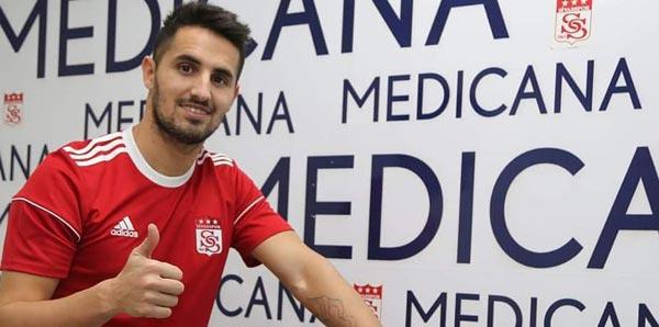Hugo Vieira, Demir Grup Sivassporda