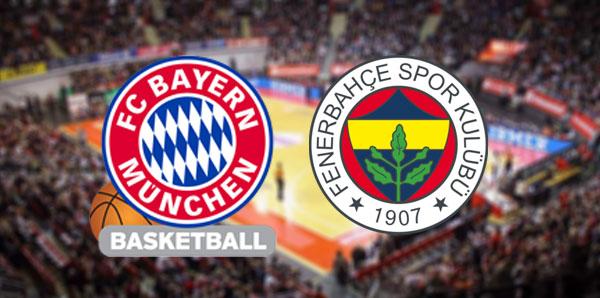Bayern Münih-Fenerbahçe Beko maçı ne zaman, saat kaçta, hangi kanalda?