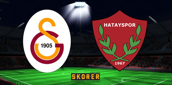 Galatasaray-Hatayspor maçı bu akşam saat kaçta hangi kanalda şifresiz mi? - Futbol ve Spor Haberleri