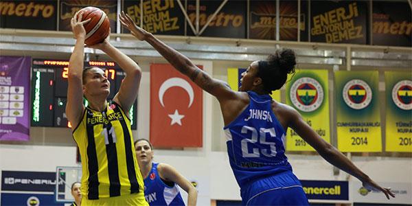 FIBA Avrupa Ligi'nde Hatay'la Fenerbahçe karşı karşıya gelecek!