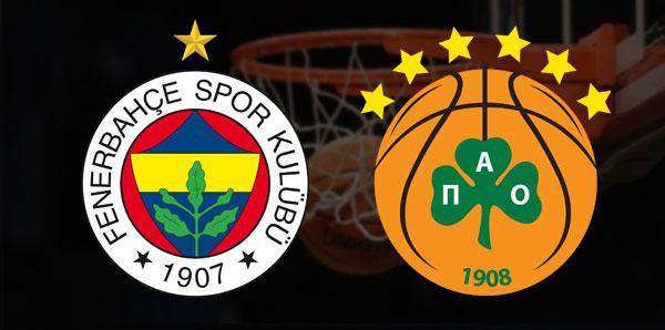 Fenerbahçe Beko - Panathinaikos maçı saat kaçta, hangi kanalda?