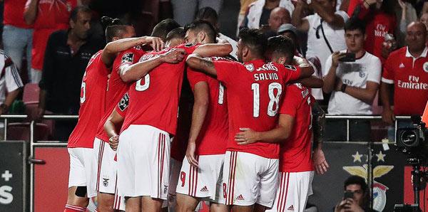 Benfica Galatasaray: Benfica'dan Galatasaray öncesi 10 Gollü Galibiyet