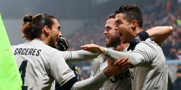 Juventus puan farkını açtı!