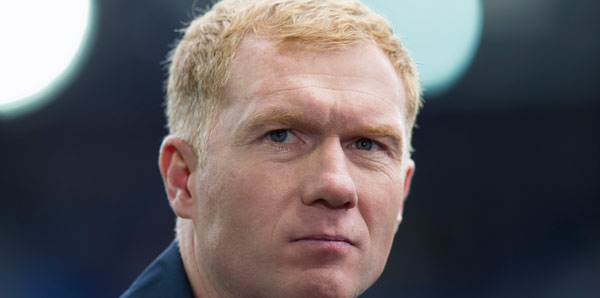Oldham Athletic'de Paul Scholes dönemi