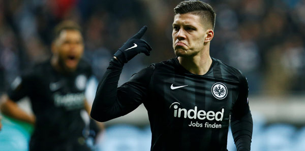 Barcelona, Jovic'i transfer ediyor