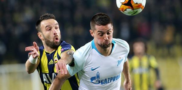 Fenerbahçe-Zenit (CANLI)