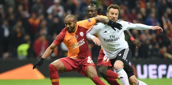 Benfica Galatasaray: İşte Maçın özeti - Futbol Ve