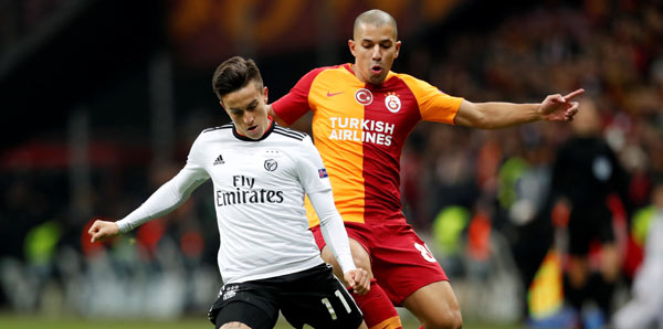 "Sofiane Feghouli: ""Galatasaray hiçbir zaman pes etmez"""