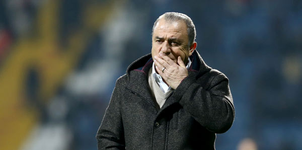 "Fatih Terim: ""İnşallah Diagne ve Mitroglou da hat-trick yapar"""