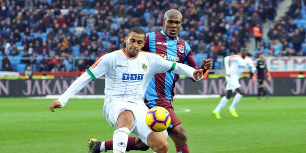 Trabzonspor - Alanyaspor (CANLI)