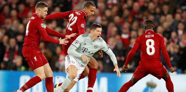 Liverpool-Bayern Münih (CANLI)