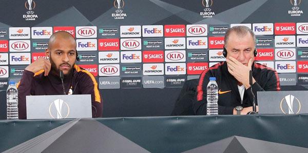 """Fatih Terim """"UEFA'dan yediğimiz cezalar..."""""""