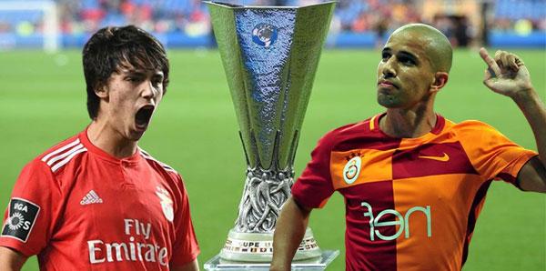 Benfica-Galatasaray (CANLI)