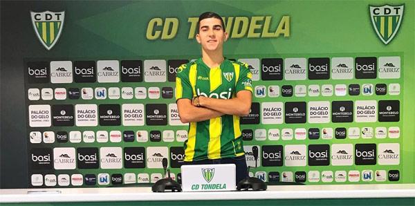 Erdinç Mergen, CD Tondela'ya transfer oldu