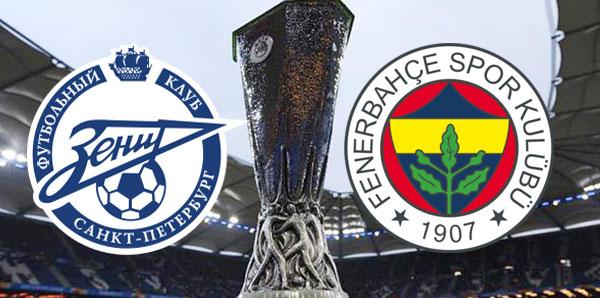 Fenerbahçe Zenit Maçı Hangi Kanalda: Zenit-Fenerbahçe Maçı Muhtemel 11'leri! Maç Saat Kaçta